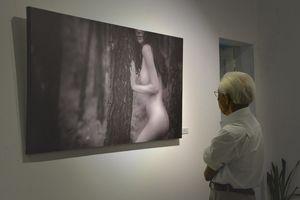 Triển lãm ảnh khỏa thân thu hút lượng người xem 'kỷ lục'