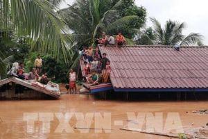 Vỡ đập thủy điện ở Lào: Người dân nhận được thông báo sơ tán trước khi xảy ra sự cố