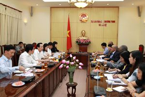 Việt Nam-Unicef: Hợp tác hiệu quả, có chiều sâu về lĩnh vực chăm sóc bảo vệ trẻ em