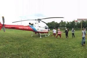 Công nhân Hoàng Anh Gia Lai được giải cứu sau vụ vỡ đập thủy điện tại Lào
