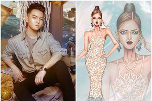 Họa sĩ vẽ truyền thần 10X nhận học bổng thiết kế thời trang danh giá tại Ý