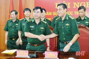Ông Võ Trọng Hải thôi giữ chức Chỉ huy trưởng Bộ đội Biên phòng Hà Tĩnh