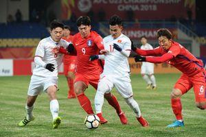 U23 Việt Nam có thể gặp Hàn Quốc ngay sau vòng bảng ASIAD 2018
