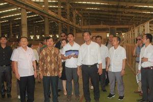 Tỉnh Salavan (Lào) kêu gọi doanh nghiệp, nhà đầu tư Quảng Trị đầu tư vào địa phương