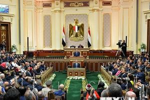 Quốc hội Ai Cập thông qua chương trình hành động của chính phủ mới