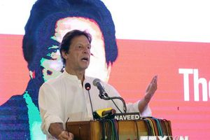 Ông Imran Khan tuyên bố chiến thắng trong cuộc bầu cử Pakistan