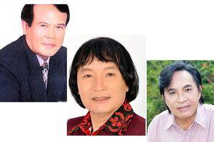 14 nghệ sĩ tiếp tục được đề nghị xét tặng danh hiệu NSND, NSƯT