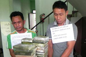 Tăng cường hợp tác đấu tranh với tội phạm ma túy trên tuyến biên giới Việt Nam-Lào