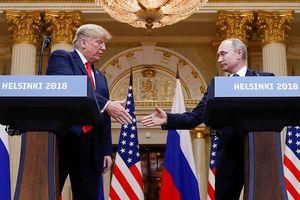 Sức ép từ cuộc điều tra cáo buộc Nga quá lớn, TT Trump hoãn gặp mặt TT Putin