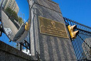 Đại sứ quán Nga đáp trả 'Tuyên bố Crimea' của Mỹ