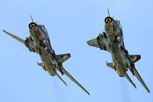 Sức mạnh đáng nể của cường kích Su-22