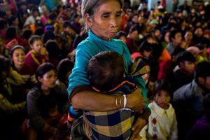 Vỡ đập thủy điện tại Lào: Mực nước tại một số khu vực đã giảm
