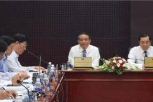 Lãnh đạo thành phố Đà Nẵng gặp gỡ các doanh nghiệp