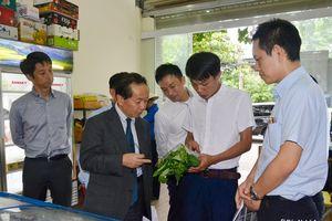 Nhân rộng các mô hình phát triển nông nghiệp hiệu quả mà JICA hỗ trợ