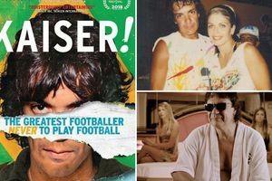 Chuyện về cầu thủ bịp bợm ngủ với hơn 1000 cô gái: 'Ông trùm' đam mê trụy lạc