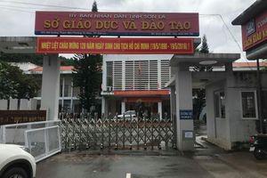 Khởi tố hình sự vụ sửa điểm nhiều bài thi tốt nghiệp THPT ở Sơn La