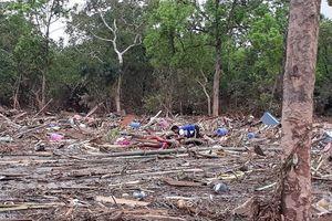 Quân đội Lào nỗ lực bới đống hoang tàn tìm nạn nhân trong thảm họa vỡ đập