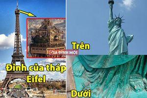 99% dân số trên thế giới không hề biết những bí mật của 3 công trình nổi tiếng này