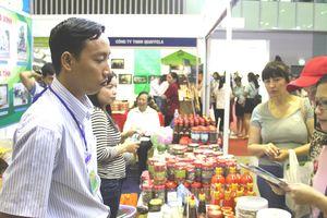 Khai mạc Hội chợ quốc tế Nông sản, Thực phẩm Việt Nam 2018