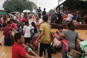 Nhận định ban đầu lý do vỡ đập thủy điện ở Lào