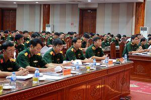 Các đơn vị quân đội làm tốt công tác ứng phó sự cố, thiên tai và tìm kiếm cứu nạn