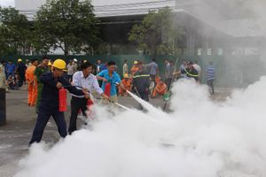 PC Khánh Hòa: Chú trọng công tác PCCC và CNCH trong ngành điện