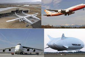 Điểm danh những chiếc máy bay lớn nhất mọi thời đại