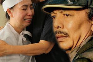 Vợ Thanh Hoàng khóc ngất trong tang lễ, nhiều nghệ sĩ đến động viên