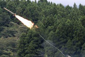 Ucraina thử nghiệm tên lửa chống tăng có điều khiển