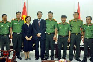 Đại sứ Đặc mệnh toàn quyền Nhật Bản thăm, làm việc với CATP Đà Nẵng