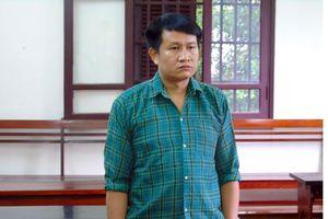 Nguyên cán bộ Ủy ban kiểm tra huyện ủy lãnh án vì lừa đảo
