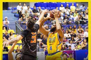 Hochiminh City Wings có chiến thắng đầu tay ở giải bóng rổ nhà nghề Việt Nam