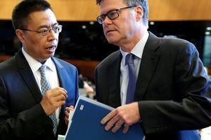 Mỹ-Trung tranh cãi 'sặc mùi thuốc súng' tại WTO