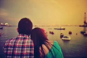 Tình yêu là không có hạn mức, không quản thúc, không áp lực