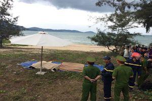 Tắm biển, 2 thanh niên chết đuối thương tâm