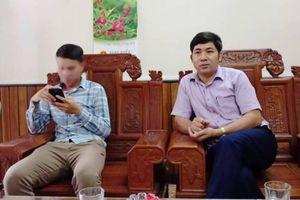 Thanh Hóa: Bị tố 'vòi' 100 triệu đồng của doanh nghiệp, Giám đốc BQL DA Hà Trung nói gì?