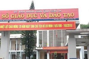 Mức phạt nào dành cho những người sửa điểm thi tốt nghiệp THPT ở Sơn La?