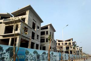 Bộ Xây dựng nói về 26 biệt thự Khai Sơn sai phạm được cấp phép