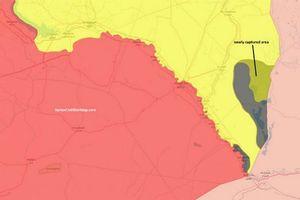 Mỹ hậu thuẫn SDF giải phóng nhiều thành phố, IS cùng đường