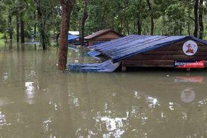 Ảnh hưởng từ vụ vỡ đập thủy điện tại Lào, Campuchia sơ tán 25.000 dân