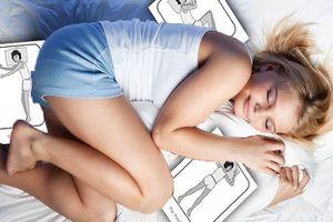 Tư thế ngủ tiết lộ điều gì về sức khỏe của bạn?