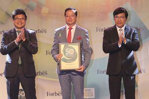 Vietjet tiếp tục vào Top các công ty niêm yết tốt nhất theo xếp hạng của Forbes