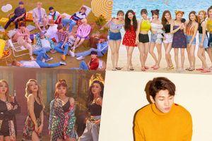 Bảng xếp hạng Gaon: Cuối cùng 'DDU-DU DDU-DU' và 'Fake Love' cũng đã… ngậm ngùi xuống hạng
