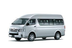 Toyota Hiace trở lại, giá rẻ hơn 240 triệu đồng