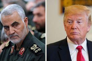 Tướng Iran thách Tổng thống Trump: 'Cứ đến đây, chúng tôi đã sẵn sàng'