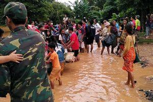 Vỡ đập thủy điện sông Mekong tại Lào: Sức tàn phá khủng khiếp