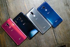 LG Mobile tiếp tục thua lỗ trong quý 2/2018