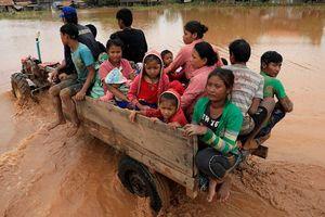 Vỡ đập thủy điện tại Lào: 'Quặn lòng' khung cảnh 'tan hoang' ngày trở về