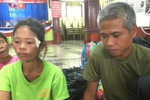 Vỡ đập Lào: Người cha bất lực nhìn 2 con bị lũ cuốn trôi