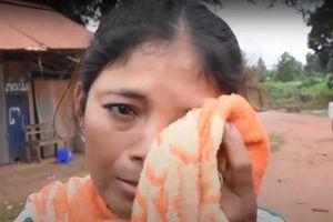 Nước mắt người Attapeu sau vụ vỡ đập thủy điện Lào